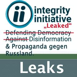 Integrity Initiative - Desinformationskrieg gegen Russland