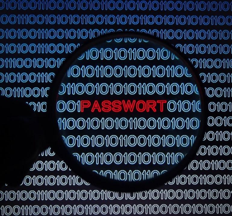 Biometrische Daten + Passwort