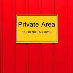 Privat!