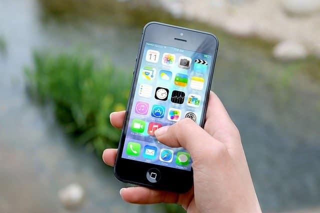 Smartphone ordnen