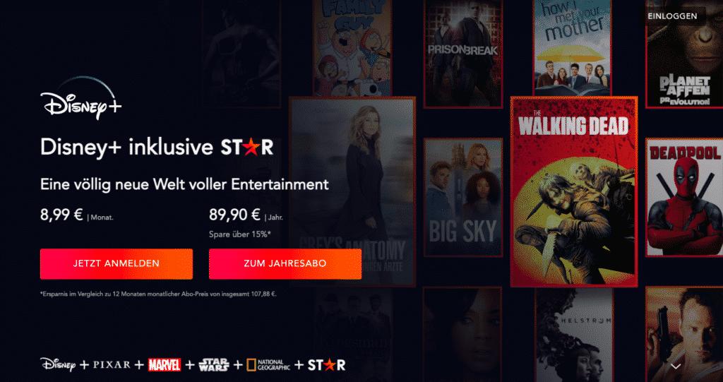 Netflix Alternative: Disney+