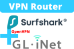 Anleitung: Surfshark auf Gl-iNet Router verwenden (OpenVPN)